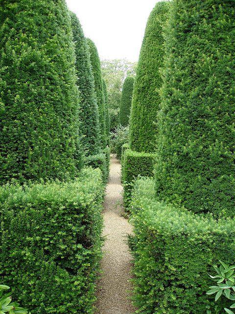 Hidcote, England