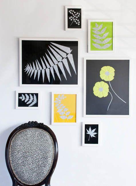 diy wall decor tutorial collection