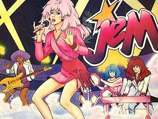 Jem & the Holograms!  80's <3