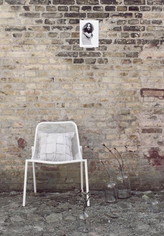 brick walls ?