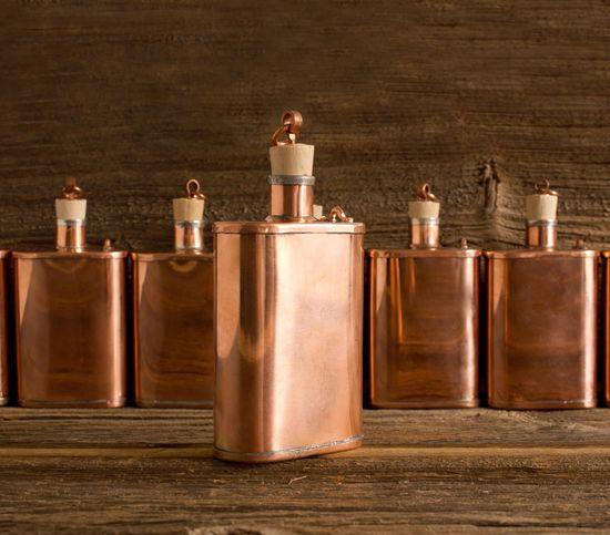 Color Cobre - Copper!!! Great American Flask