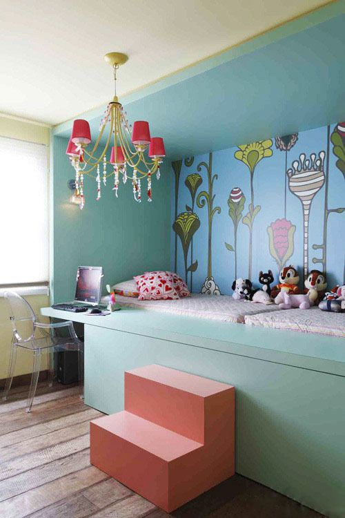 kids room, home decor