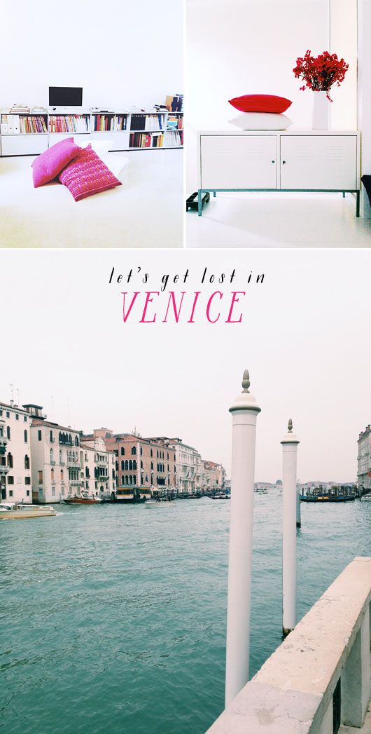getting lost in Venice - some travel tips and our @Airbnb / sfgirlbybay #airbnb