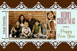 My Delicious Ambiguity: Free Christmas Photo Card Templates