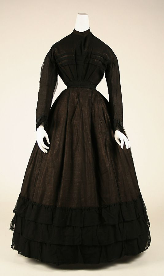 27-10-11 Mourning dress 1867