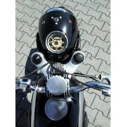 1953 Triumph Cornet