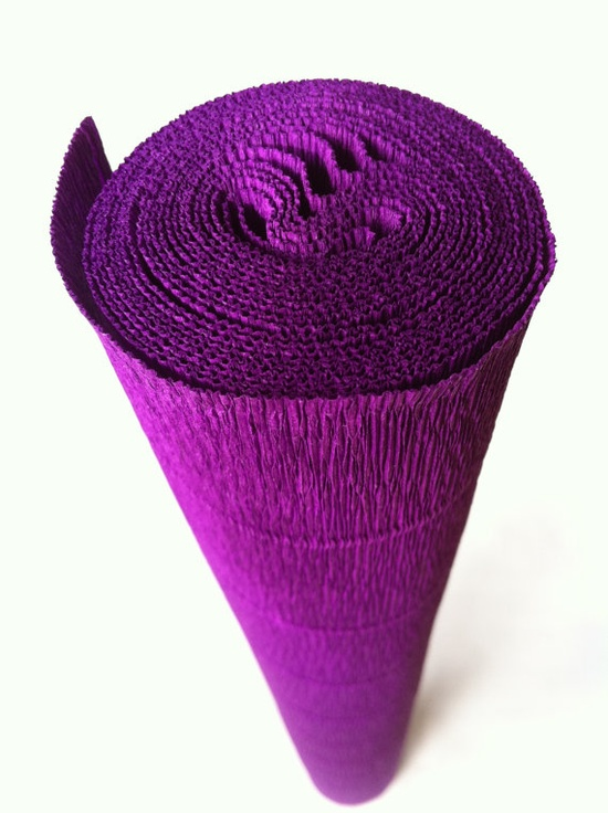 crepe paper supplier