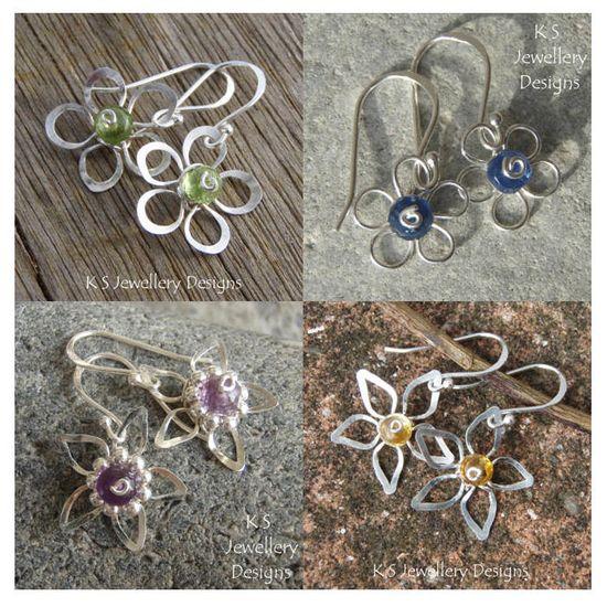 wire flowers tutorials love these!