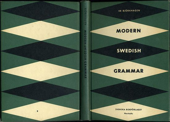 modern swedish grammar