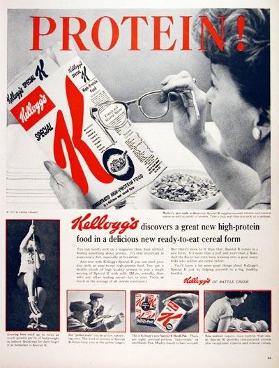 vintage ads - love