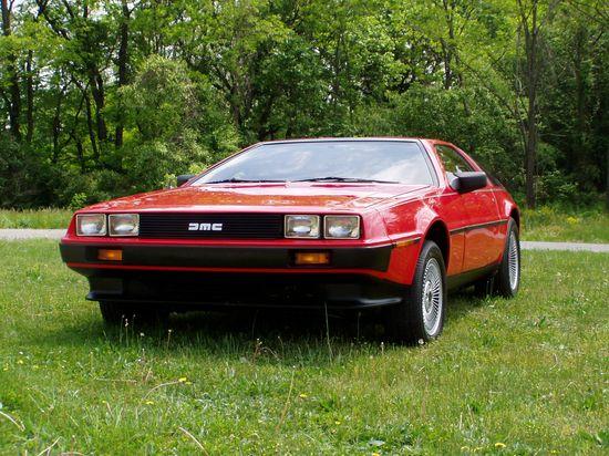 1981 Delorean Two Door Sports Car