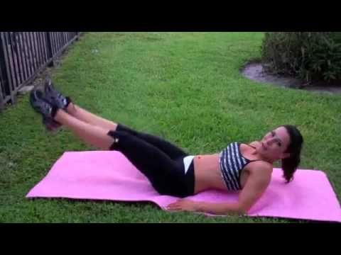 The Ultimate Arms and Abs Workout – no equipment required! - TurVS