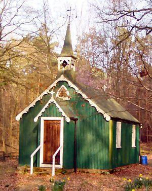 Little church in England