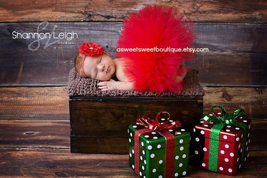 Baby girl photo props