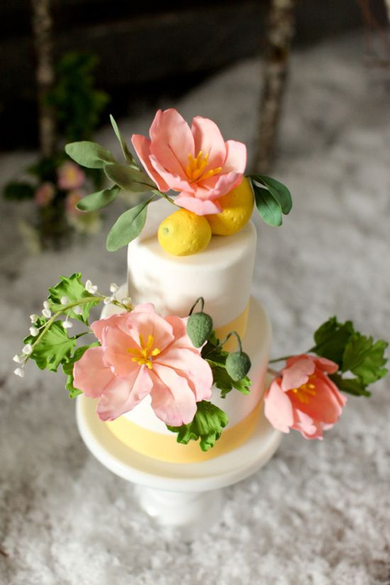 Cake By / laelcakes.com, Photography By / jenhuangphotograp...