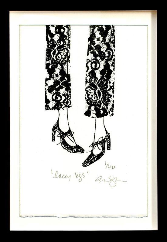 Lacey legs  75.00  Copyright Alanna Cavanagh