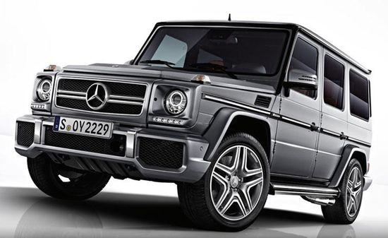The German luxury auto maker Mercedes Benz has launched its new SUV in India.