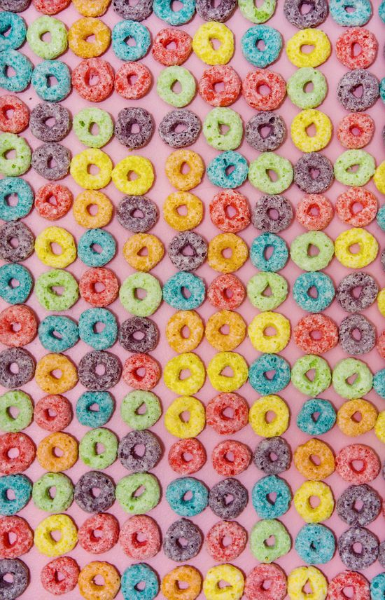 Fruit Loops.