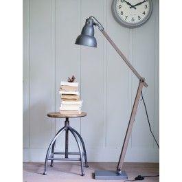 Vintage Style Floor Lamp £175