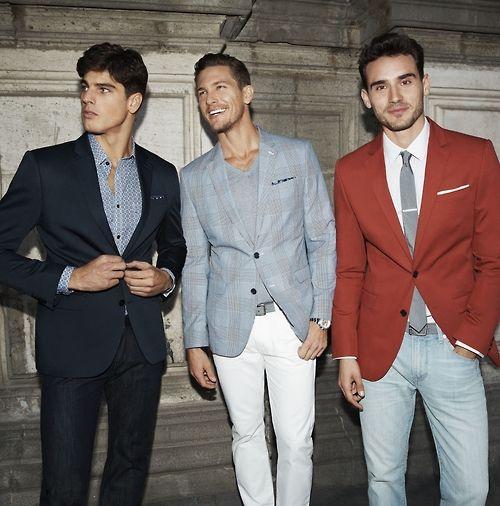 Menswear Trend 2013