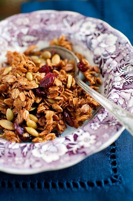 simple granola #food #recipe