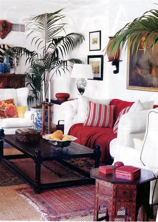 Mary McDonald. House Beautiful