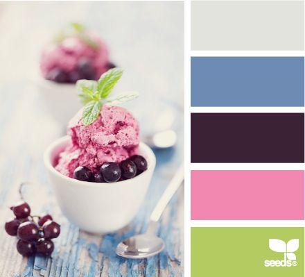 dessert color