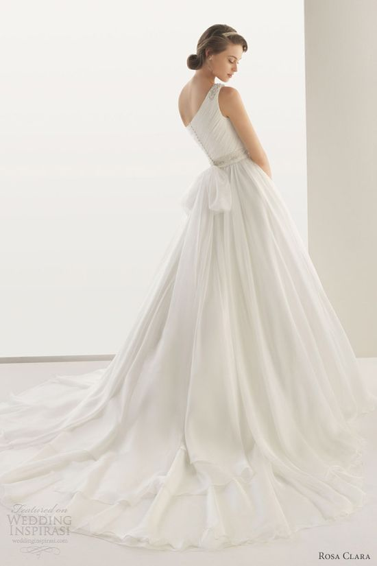Two by Rosa Clará 2013 Wedding Dresses