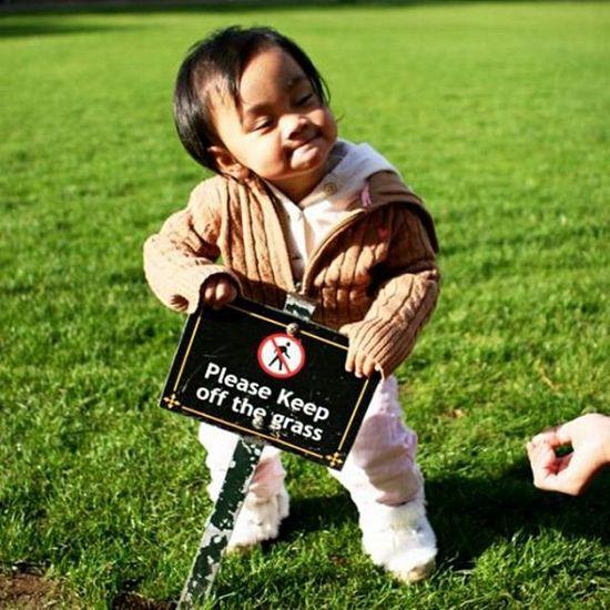 20 Cute Kid Photos