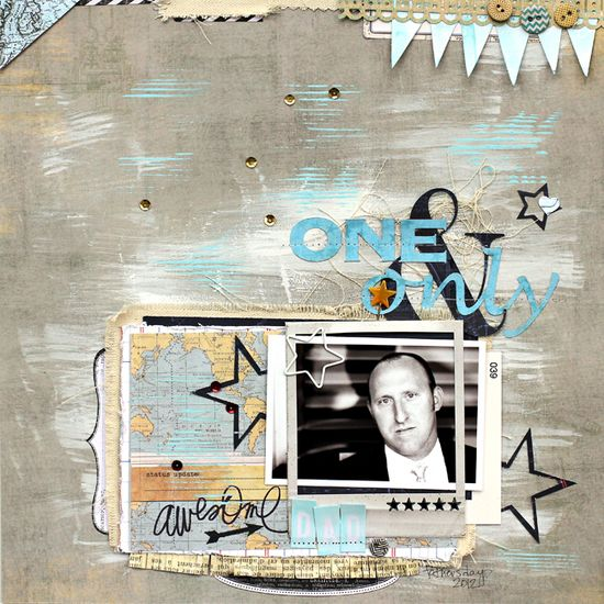 One & Only *Heidi Swapp* - Scrapbook.com