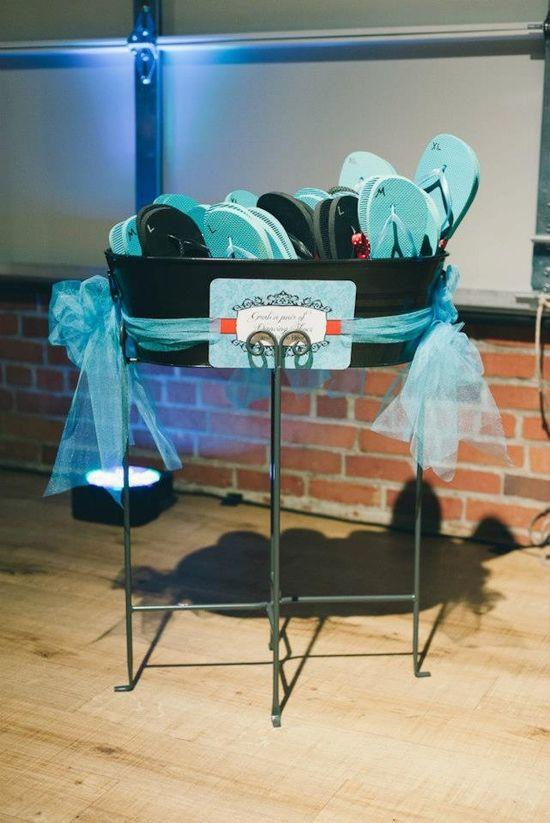 Dancing shoes - wedding ideas
