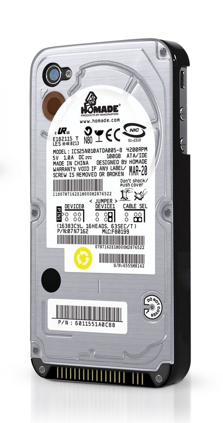 iPhone 4 - Hard Drive Cover