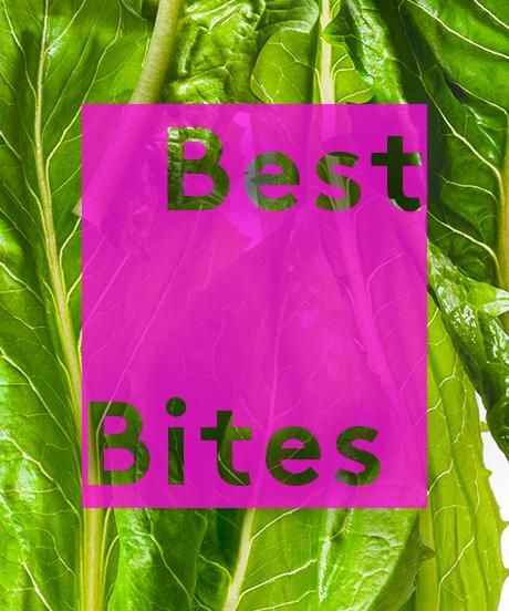 Four awesome foods that are great for grubbing.