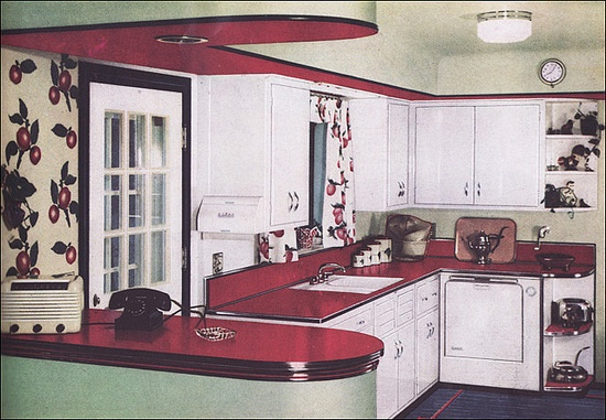 1950 Formica Kitchen