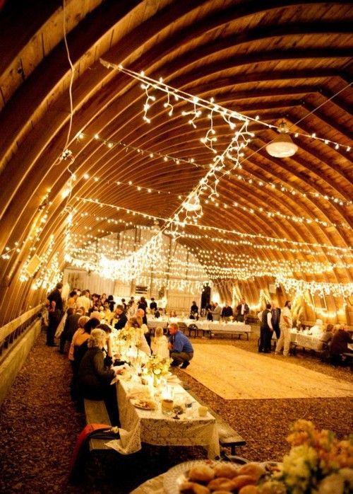 Barn wedding!!