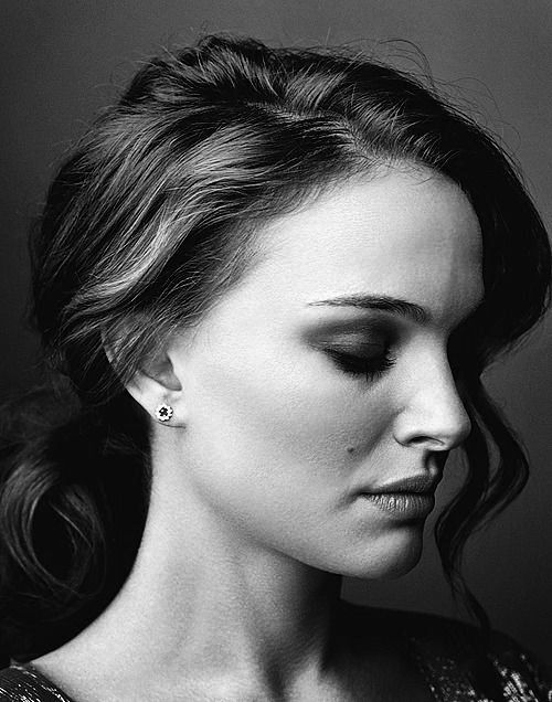 One of my favorite celebrities. Natalie Portman