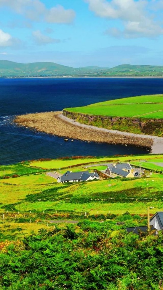 Ring of Kerry, County Kerry, south-western Ireland