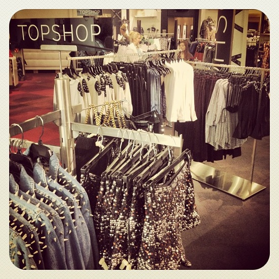 Topshop is now at #Nordstrom! #britishstyle