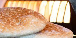 Unique Bread at Urbane Cafe. Great food!