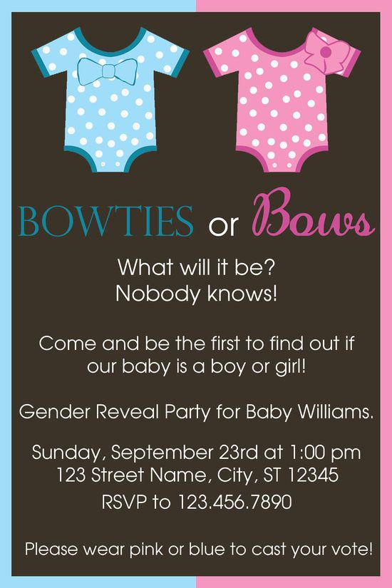 Cute ideas for a friends baby shower!