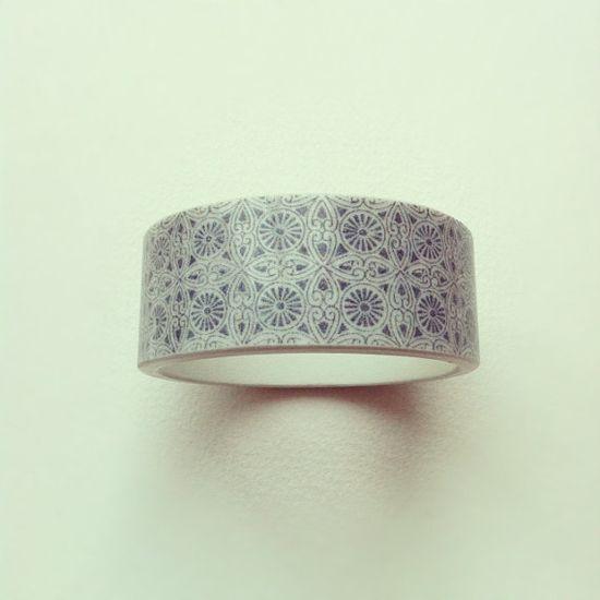 StayGoldMaryRose  NEW 'Dorrit' thin blue pattern vintage china bangle, Etsy by StayGoldMaryRose, $58.00