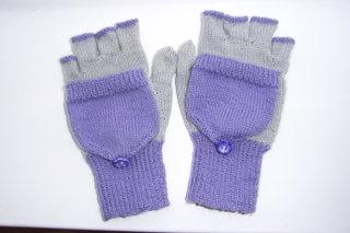 Knitting pattern: Glittens (fingerless glove | Knitting - Mitte