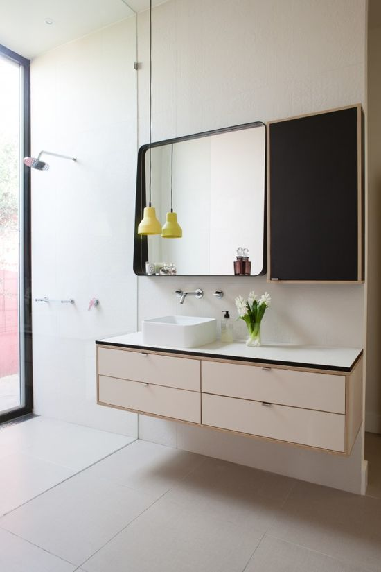 Pin more images of this bathroom and many more at www.designhunter....  #kitchen design #interior design #architecture