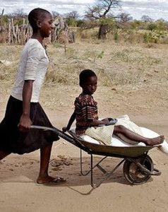 Zimbabwe Food Aid ~ GR2Food. Credit: ICRC