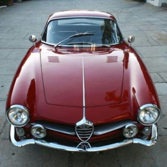 1961 Alfa Romeo  Guilietta Sport Speciale