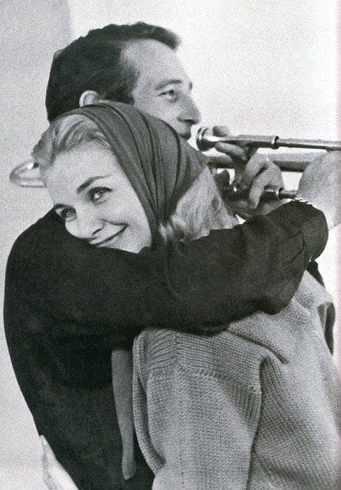 """""""Sexiness wears thin after a while and beauty fades, but to be married to a man who makes you laugh every day, ah, now that's a real treat."""" ~Joanne Woodward"""
