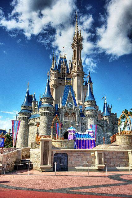 Magic Kingdom #DisneyWorld