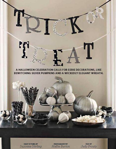 18 Halloween Party ideas