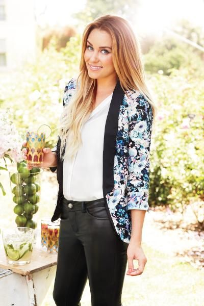 LC Lauren Conrad collection with Kohl's is so playful and perfect for work.