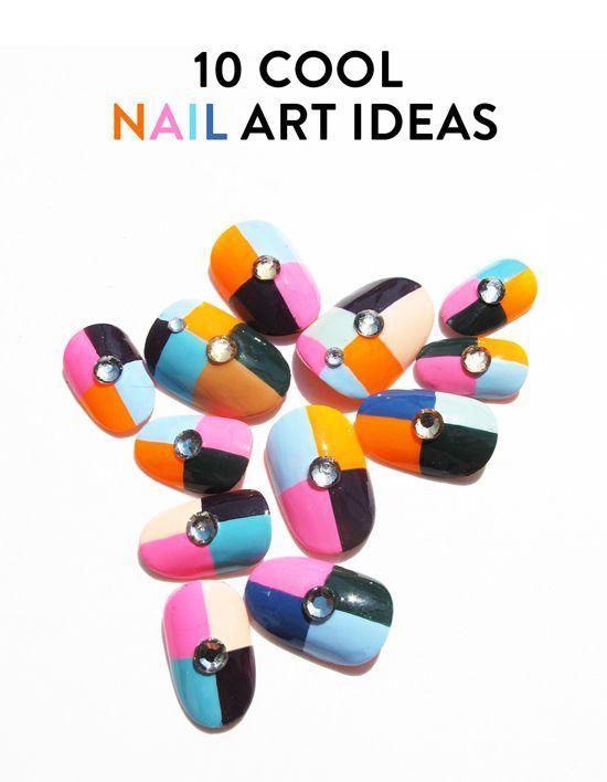 10 cool nail art ideas